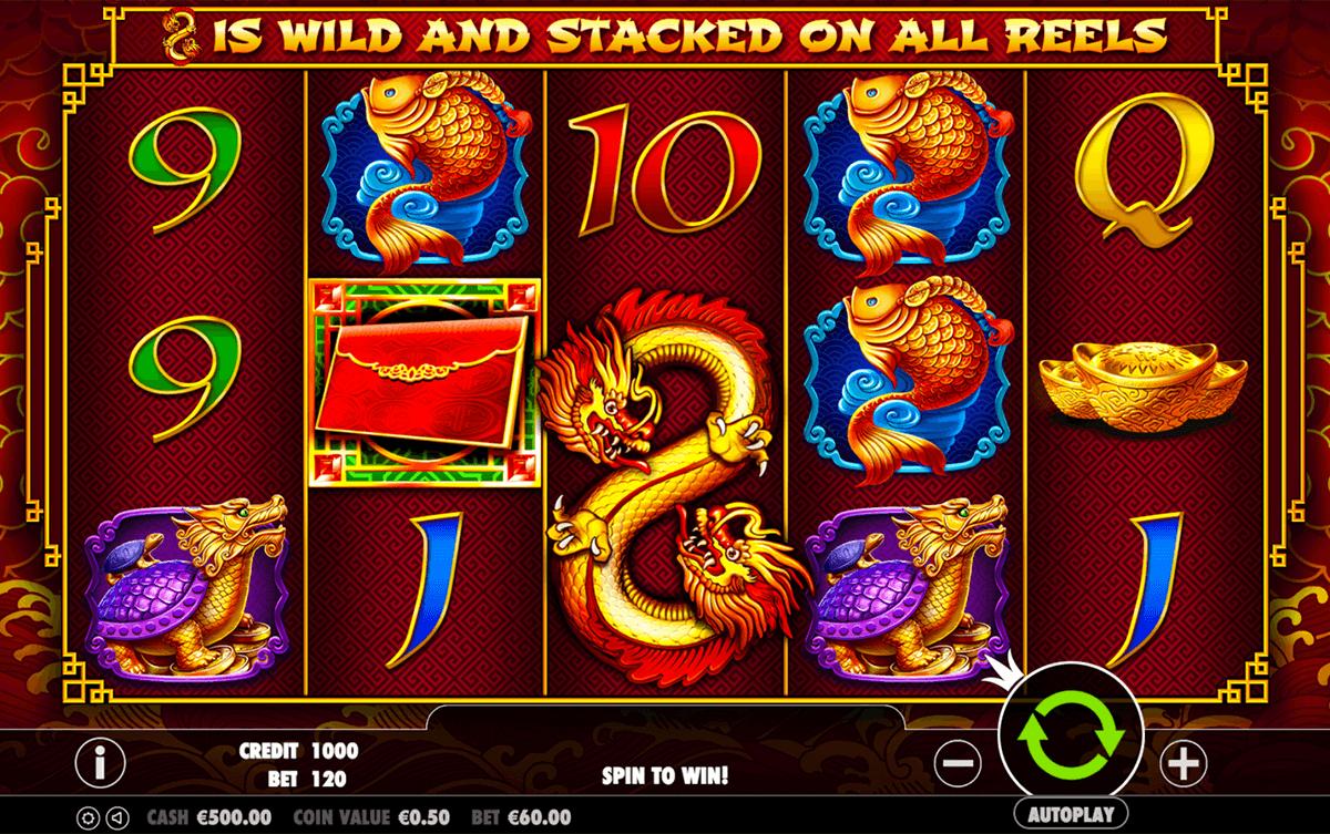 8 dragons pragmatic slot