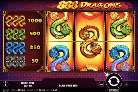 dragons pragmatic slot