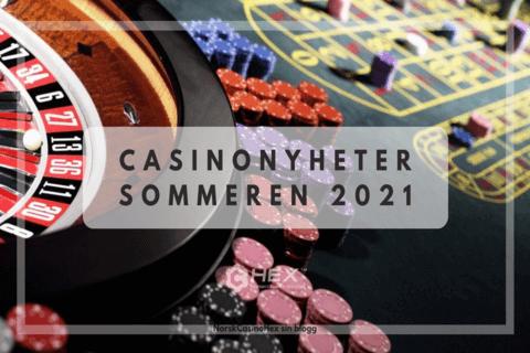 He Blog Casinonyheter sommeren