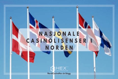 He Blog Nordiske lisenser