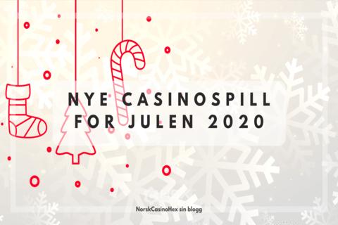He Blog Nye casinospill for julen
