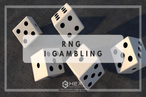 He Blog RNG i gambling