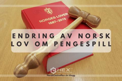 He Blog norsk lov endring