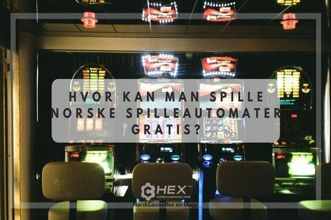 He Blog norske spilleautomater gratis