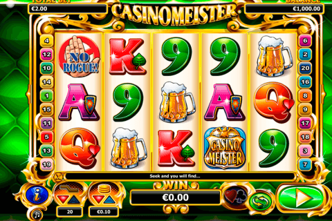 casinomeister netgen gaming slot