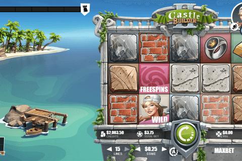 castle builder ii rabcat slot