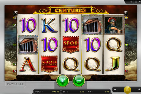 centurio merkur slot