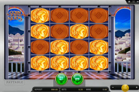 coin of gods merkur slot