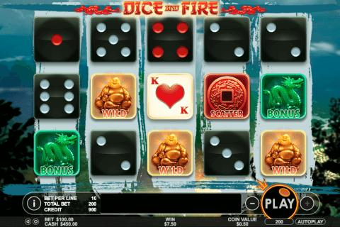 dice and fire pragmatic slot