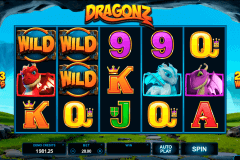 dragonz microgaming slot
