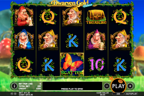 dwarven gold delue pragmatic slot