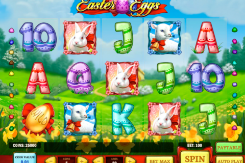 easter eggs playn go slot