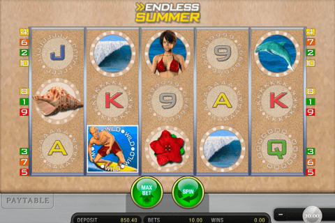 endless summer merkur slot