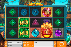 firestorm quickspin slot