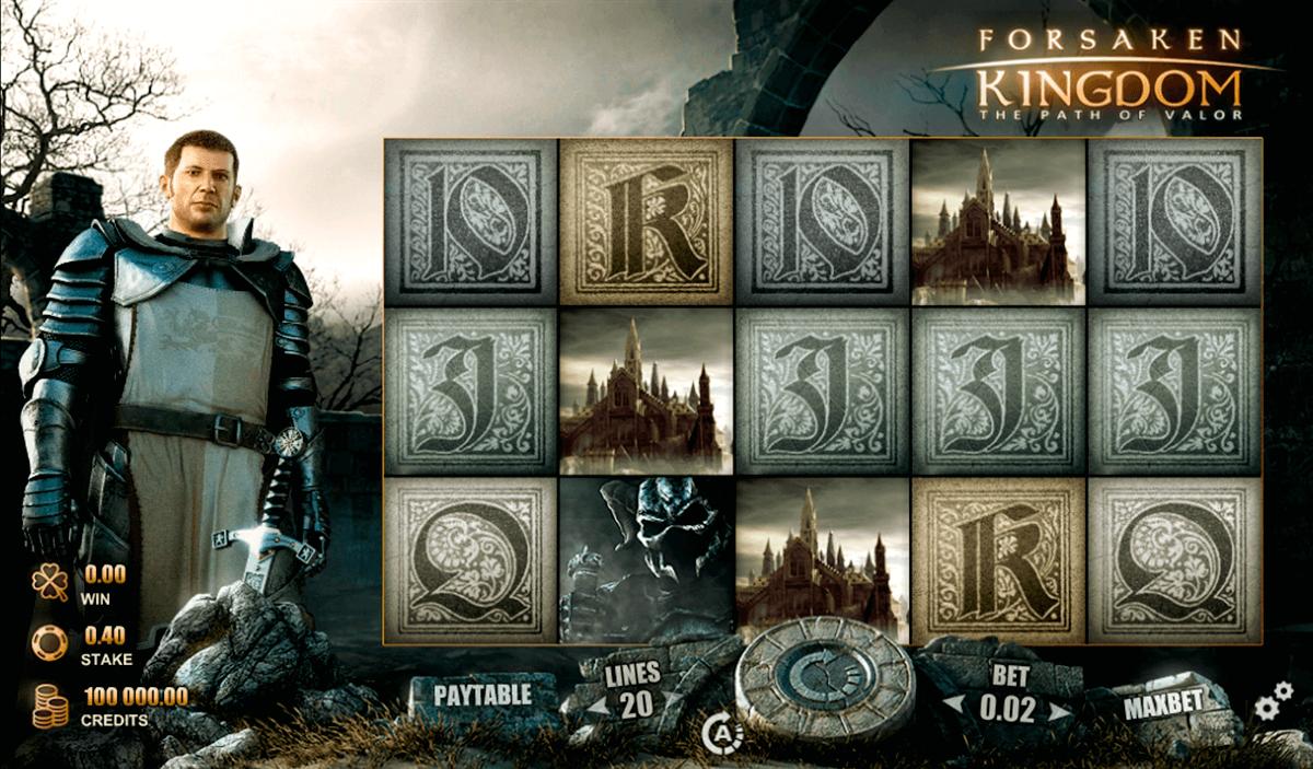forsaken kingdom rabcat slot