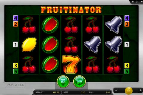 fruitinator merkur slot