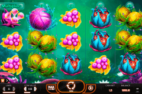 fruitoids yggdrasil slot