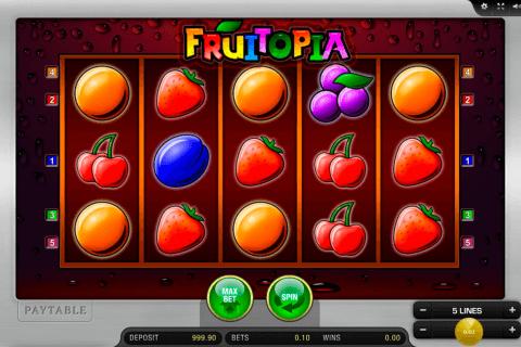 fruitopia merkur slot