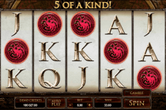 game of thrones  ways microgaming slot
