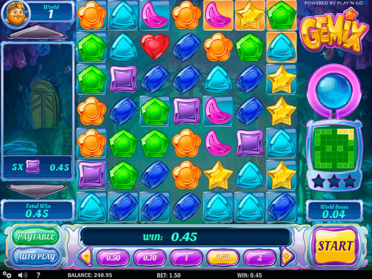 gemix playn go slot