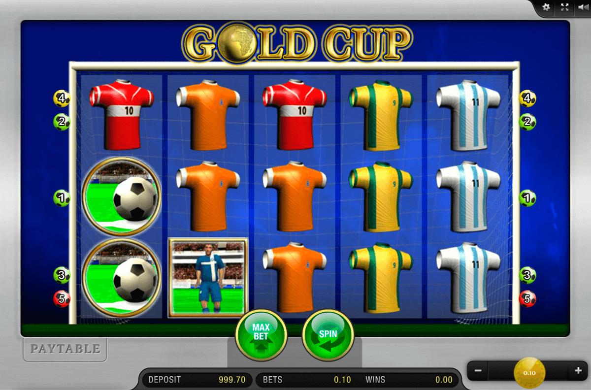 gold cup merkur slot