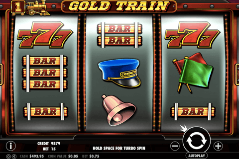 gold train pragmatic slot