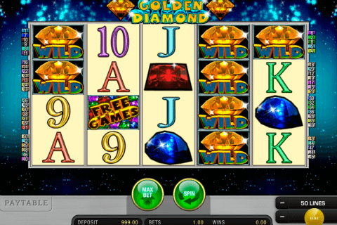 golden diamond merkur slot