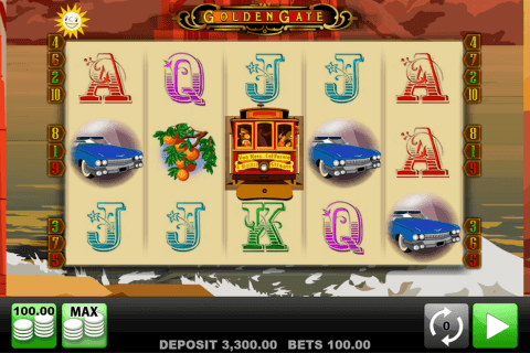 golden gate merkur slot