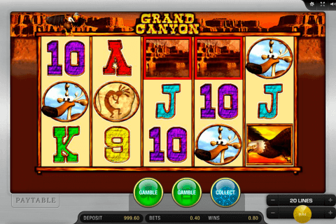 grand canyon merkur slot