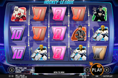 hockey league pragmatic slot