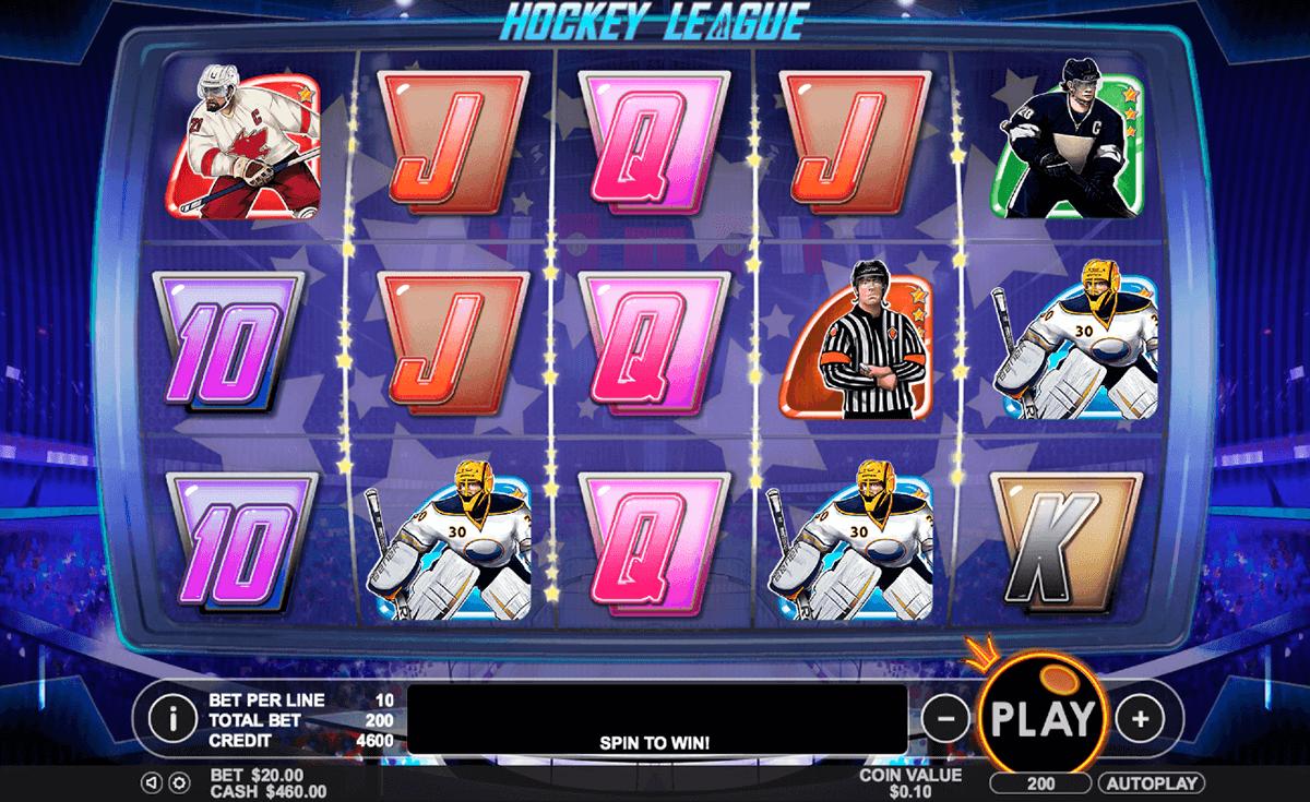 hockey league pragmatic slot