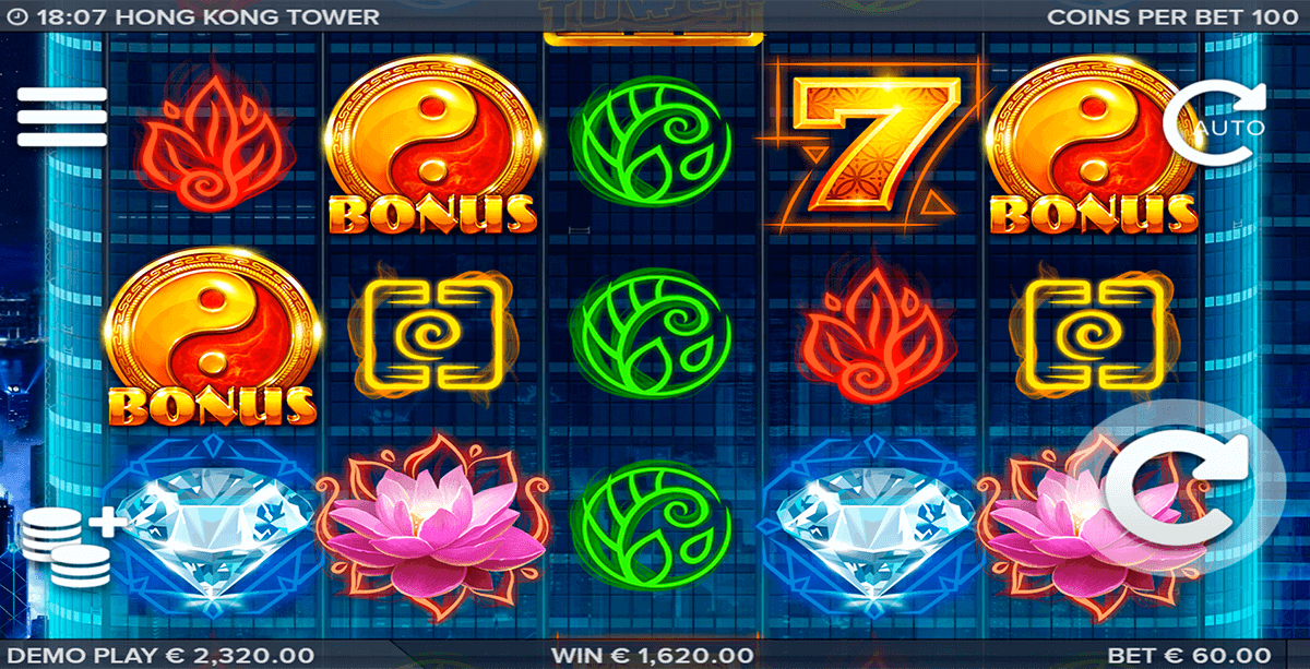 hong kong tower elk slot
