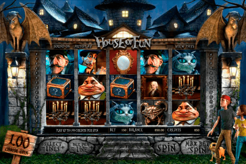 house of fun betsoft slot