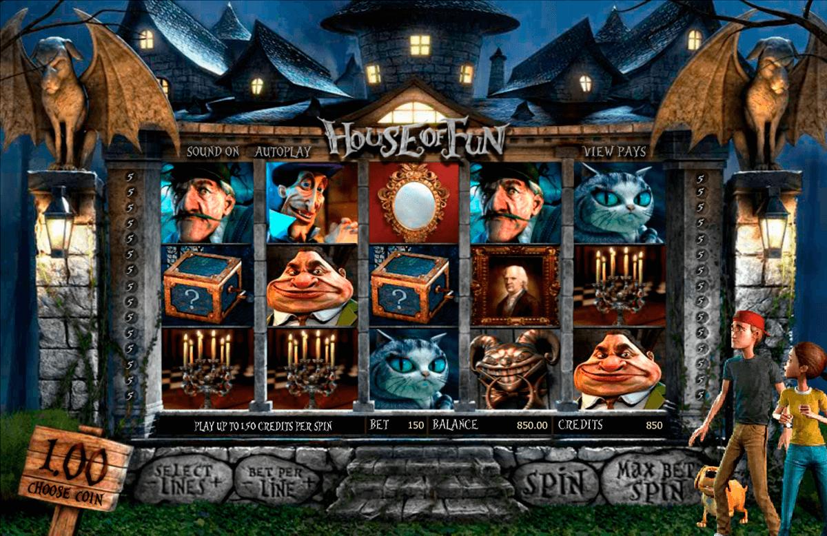 house of fun betsoft slot