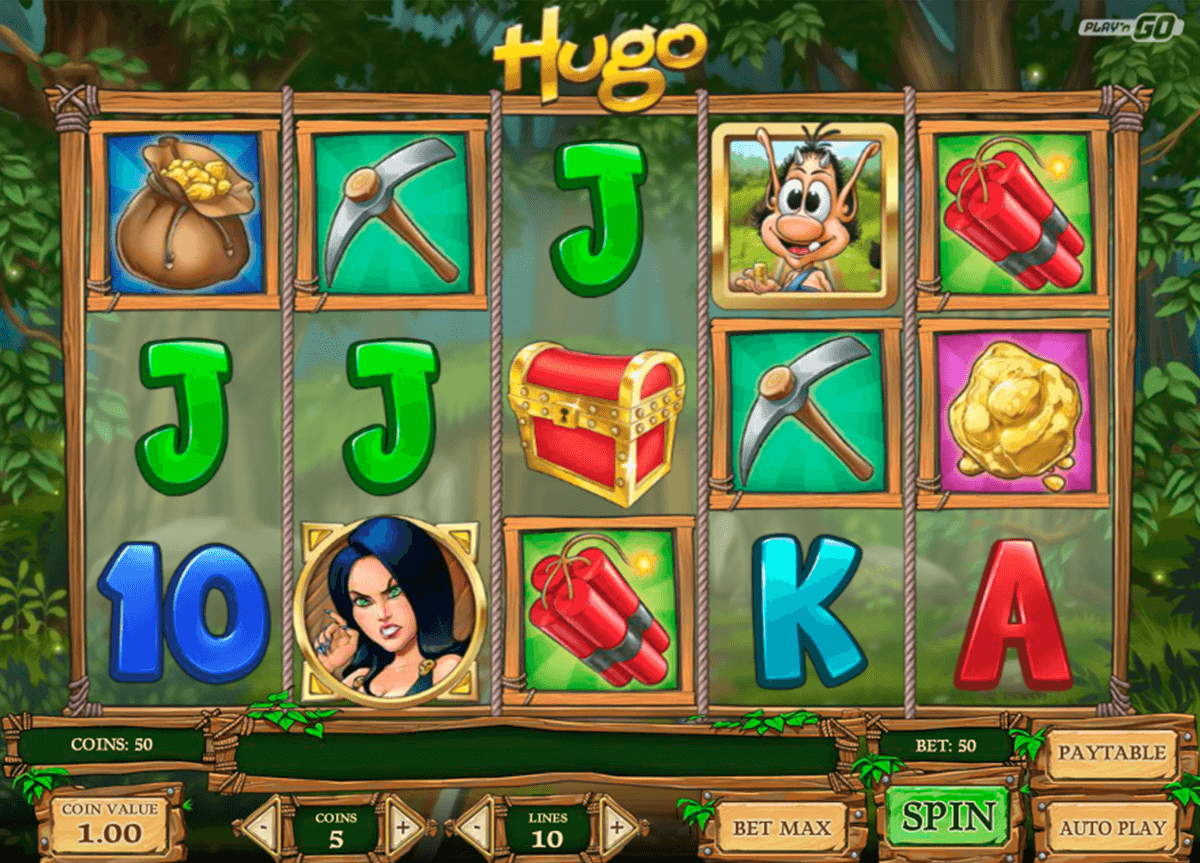 hugo playn go slot