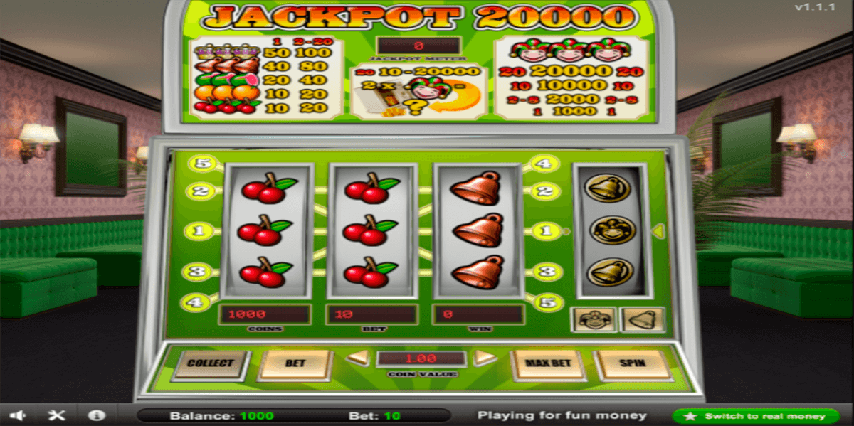 jackpot 20000 relax gaming slot