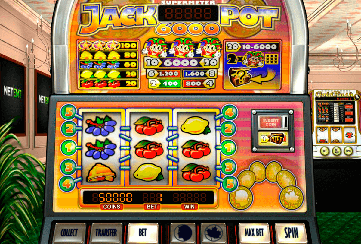jackpot  netent slot