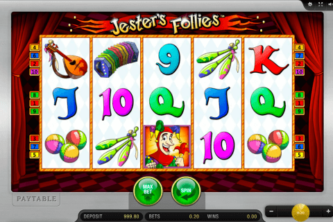 jesters follies merkur slot