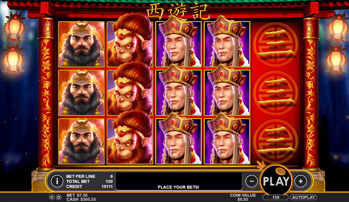 journey to the west pragmatic slot