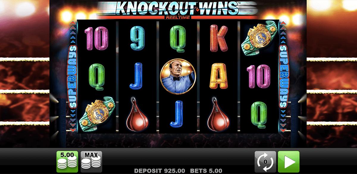 knockout wins merkur slot
