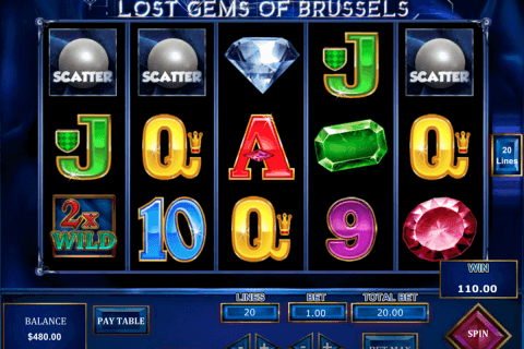 lost gems of brussels pragmatic slot