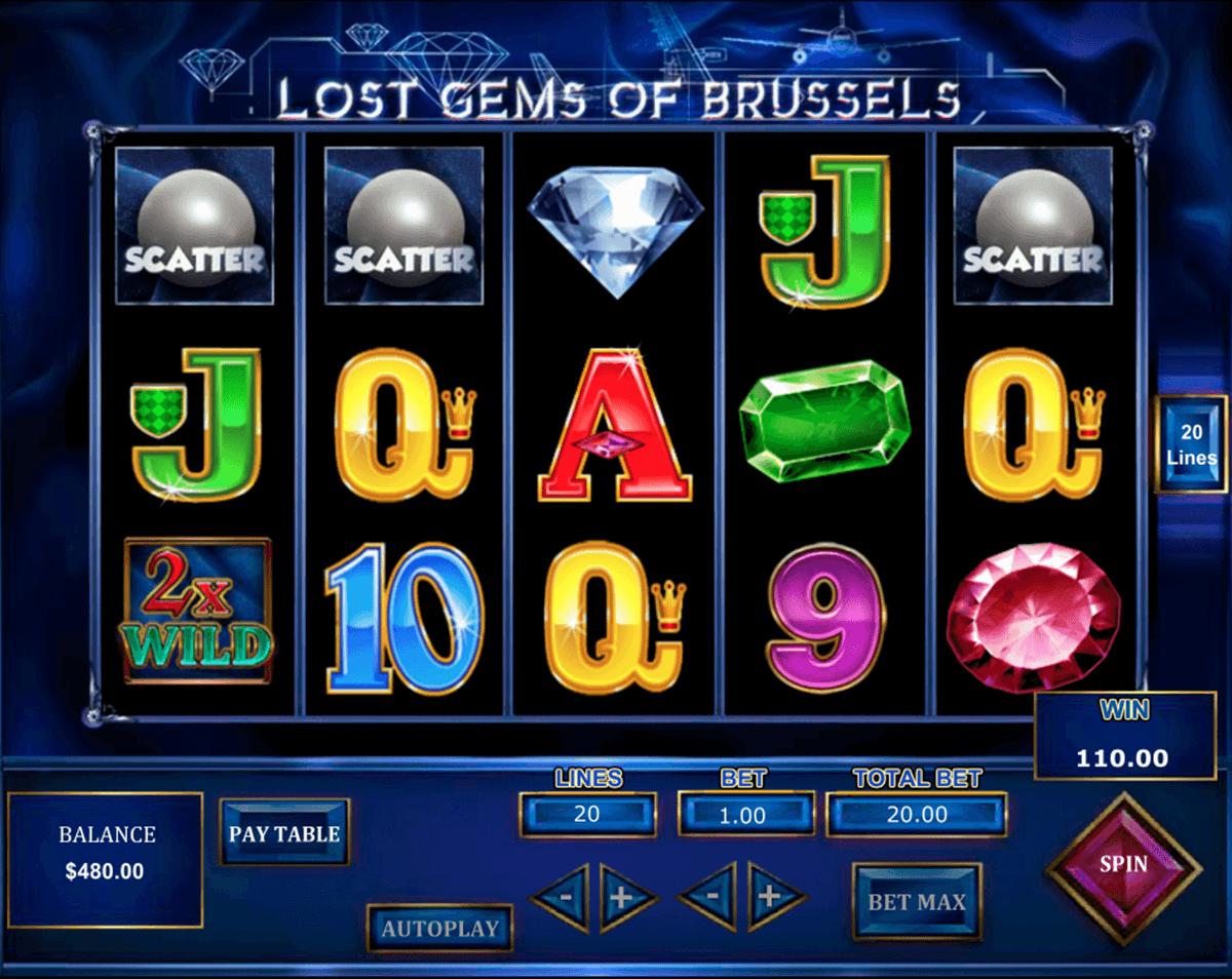lost gems of brussels pragmatic slot
