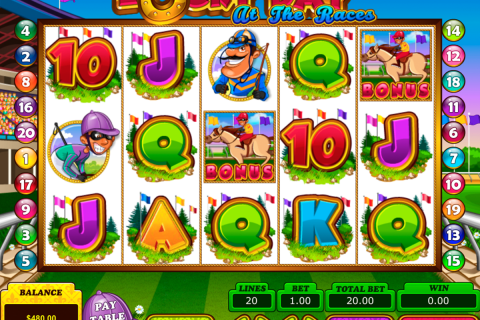 lucky day at the races pragmatic slot