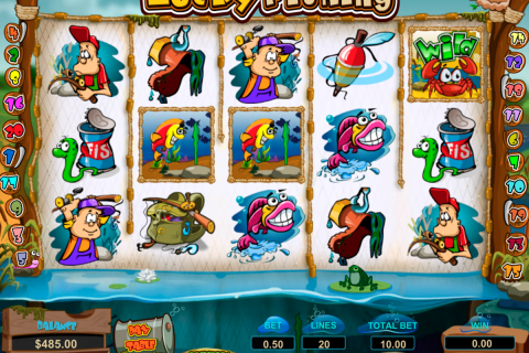 lucky fishing pragmatic slot
