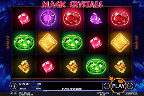 magic crystals pragmatic slot
