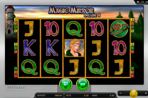magic mirror delue merkur slot