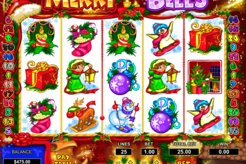 merry bells pragmatic slot