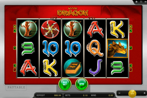 mystic dragon merkur slot