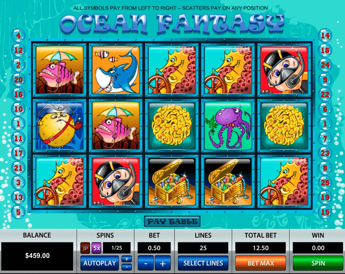 ocean fantasy pragmatic slot