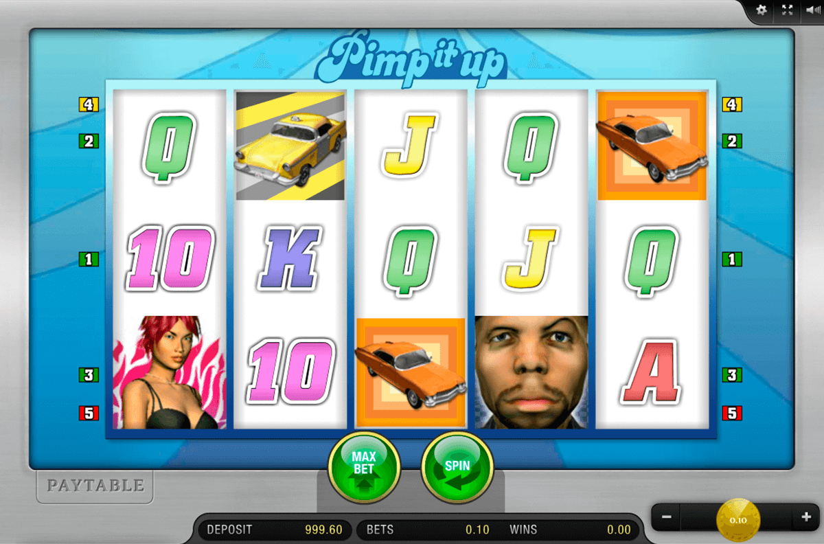 pimp it up merkur slot